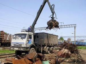 вивезення та прийом металобрухту від компанії «главчермет»