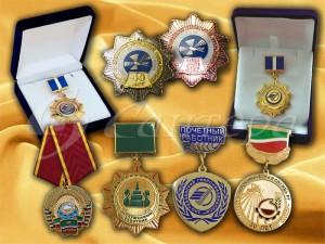як виготовляють медалі спеціалізовані компанії?