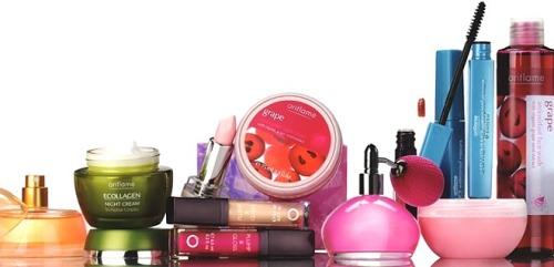 натуральність, природність і висока якість продукції oriflame
