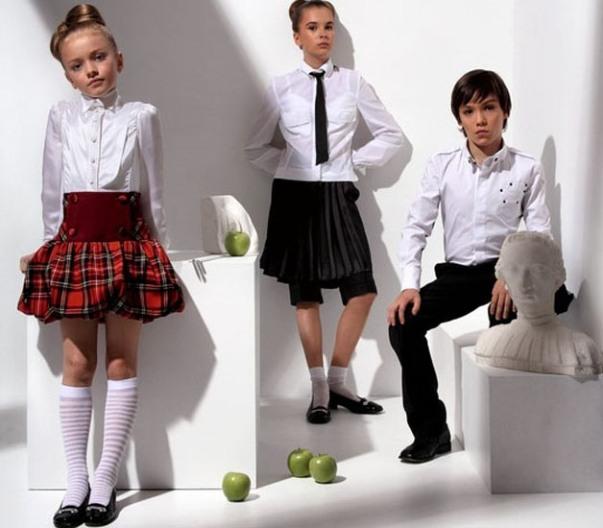 шкільна форма: модні тенденції 2016