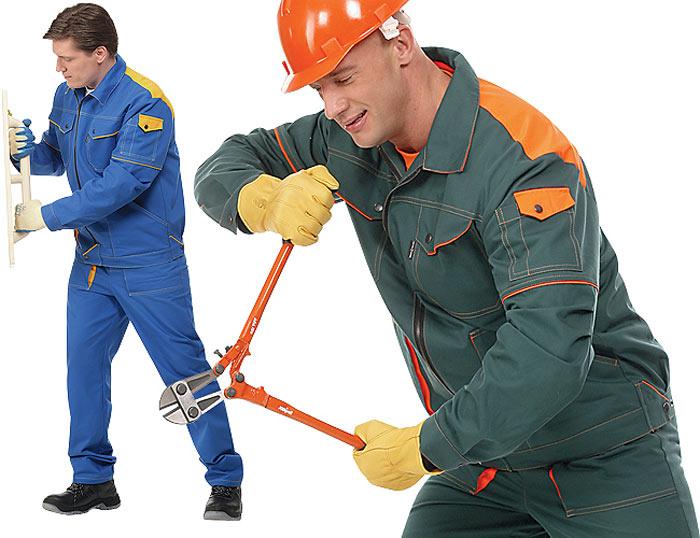 спецодяг – кращий засіб захисту ваших співробітників!