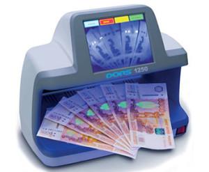 детекоры валют як гарантія справжності грошей