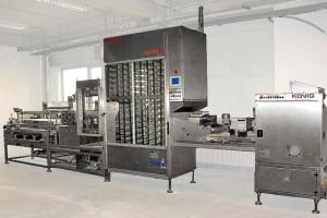 хлібопекарське обладнання в сучасному виробництві продукції