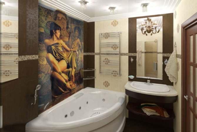 меблі у ванну кімнату: вивчаємо переваги і недоліки матеріалів