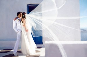 розмірене приготування весілля