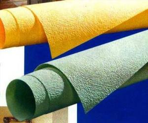що необхідно знати про різновиди паперових шпалер