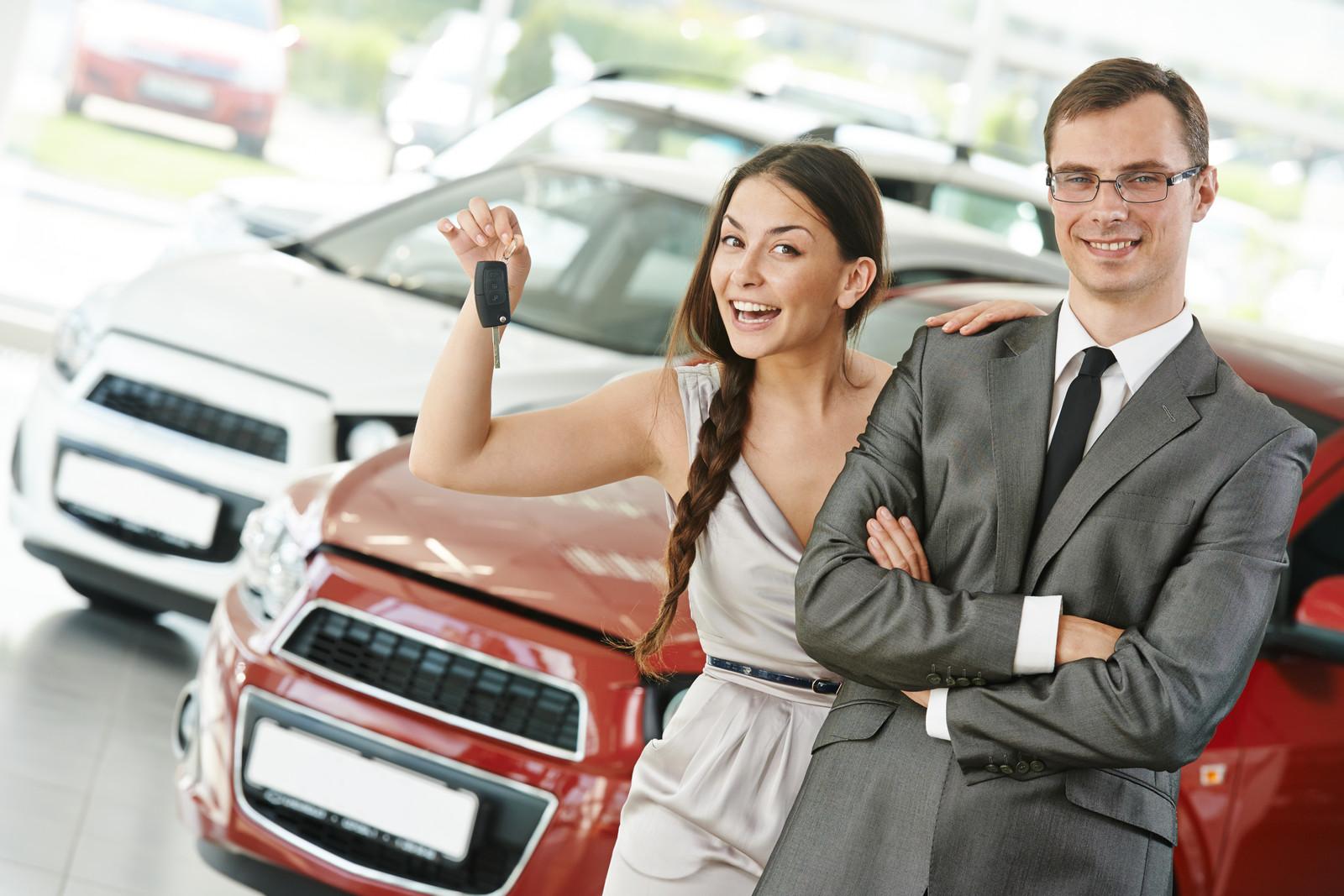 як взяти автомобіль в кредит?