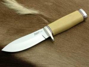 кліп поінт, дроп поінт або скіннер – яка форма мисливського ножа краще?