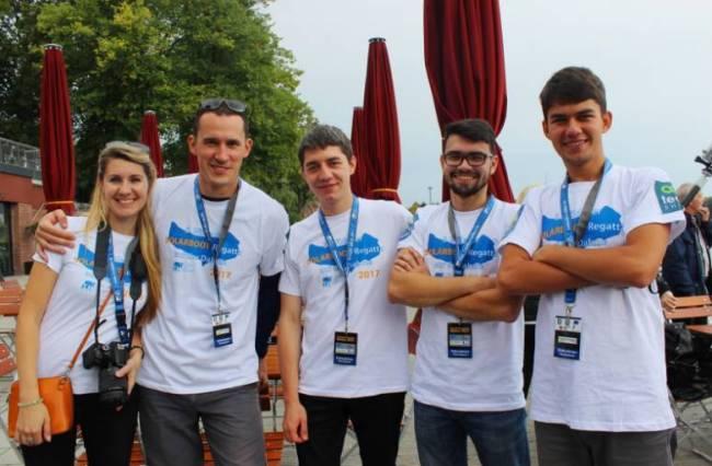 В Германии успешно проведены соревнования «Solarbootregatta 2017»