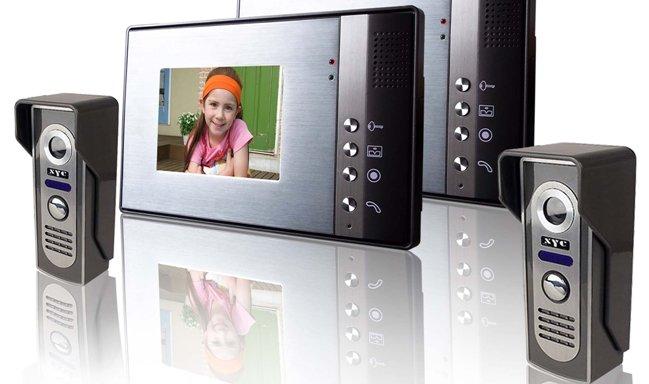 Особенности современных видеодомофонов
